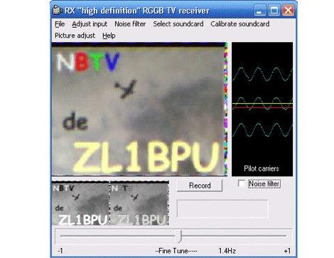 DXZone OFDM TV