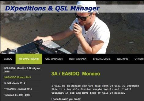 3A/EA5IDQ Monaco