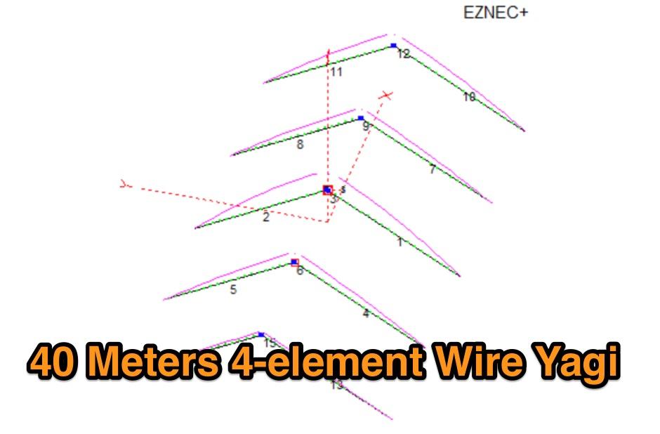 Wire Beam Antenna - New Images Beam