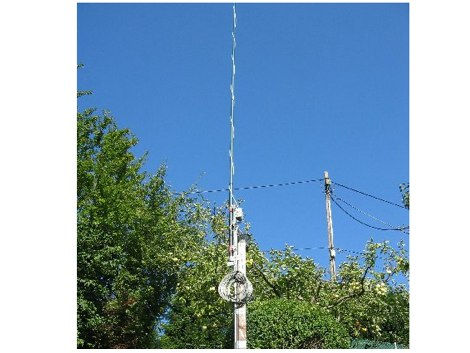 DXZone OE1IFM Broadband antenna