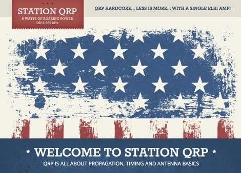 DXZone Station QRP