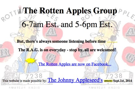 DXZone The Rotten Apples Group