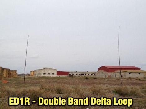Double Half Delta Loop