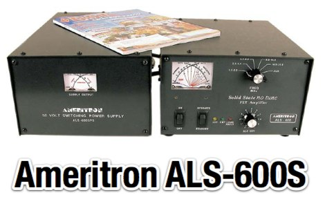 Ameritron ALS 600S review
