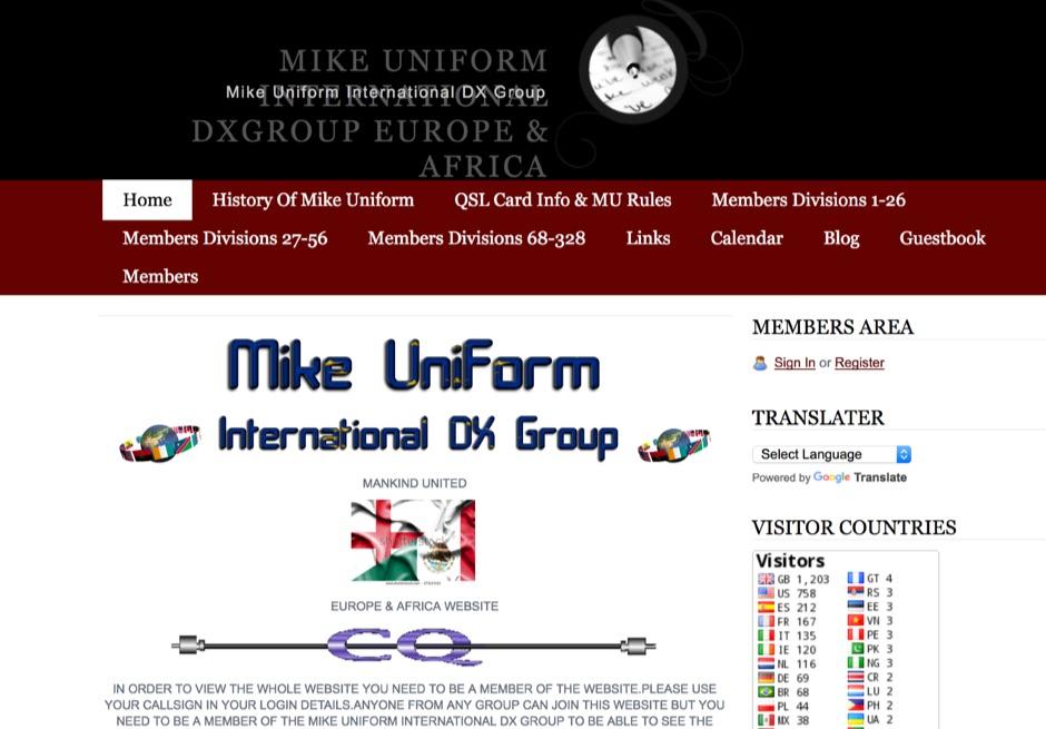 Maik Uniform International DX Group Europe & Africa HQ