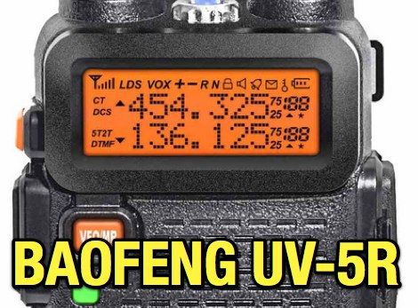 DXZone Baofeng UV-5R