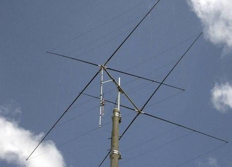 Perfect Quad Antennas