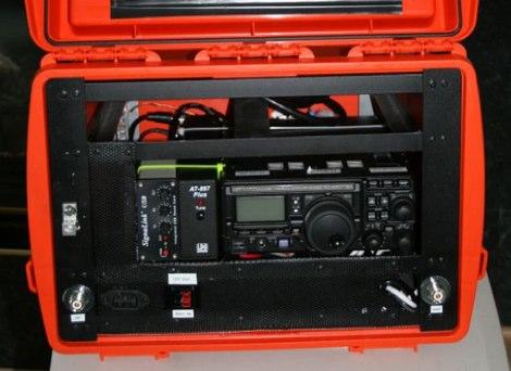 DXZone Radio in a box project