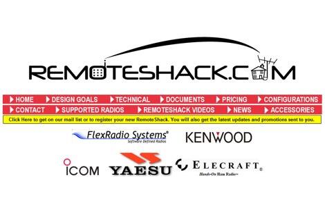 DXZone RemoteShack.com