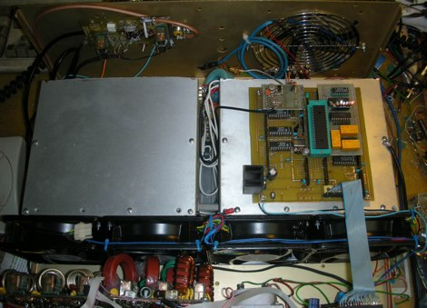 Home Made 2.4 kW HF Amp