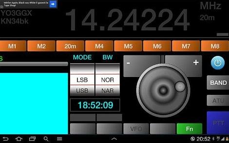 DXZone Pocket RxTx