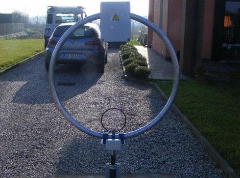 DXZone Magnetic Loop 40-12m