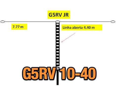 G5RV JR 10-40