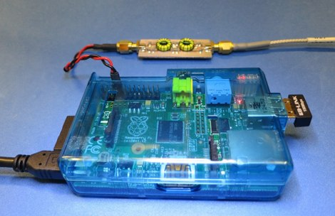 WSPR beacon on Raspberry Pi - Resource Detail - The DXZone com