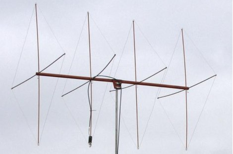 Quad Antennas for 50 MHz