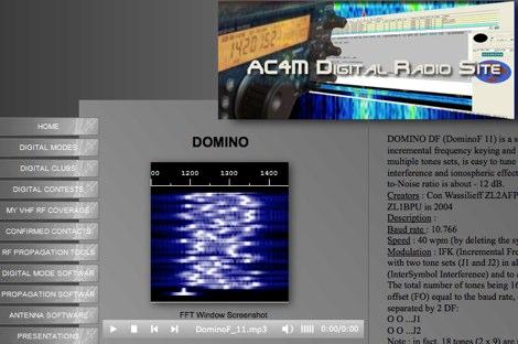 DXZone Domino DF mode