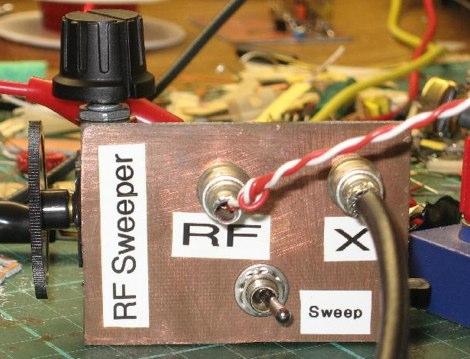 DXZone RF Sweep Generator