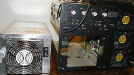 Icom-PW1 PSU repair