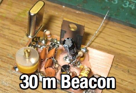 30 Metre QRSS Beacon