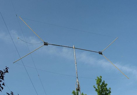 Low Band DXing from a Small City Lot