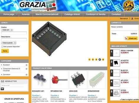 Grazia Componenti Elettronici