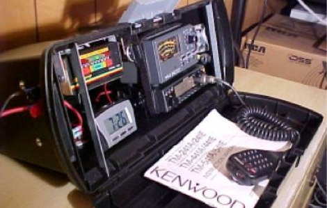 The Box: Portable Emcomm Ideas