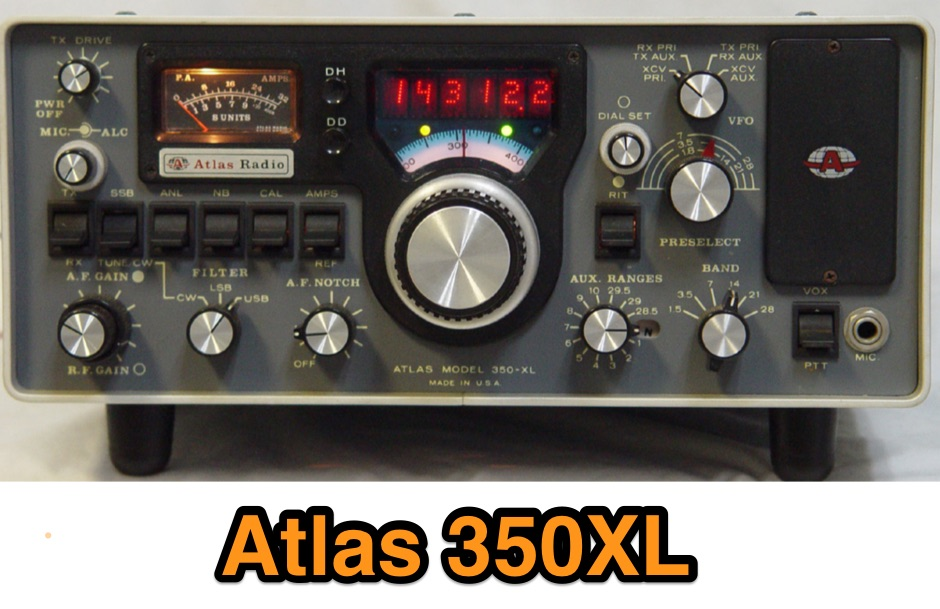 ATLAS 350XL New PA stage