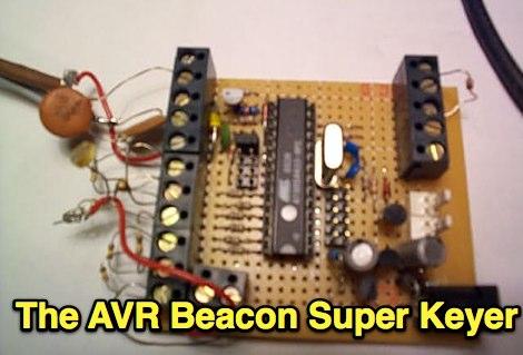 The AVR Beacon Super Keyer