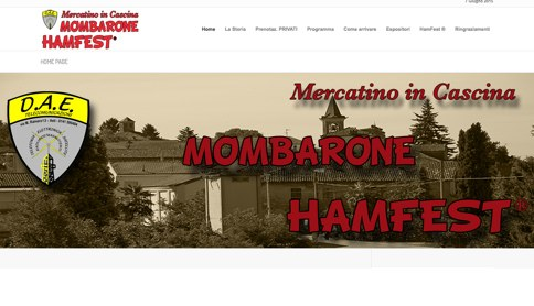 Mombarone HamFest