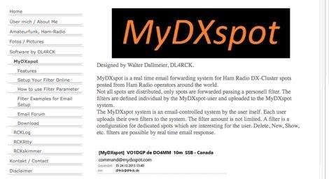 MyDXspot