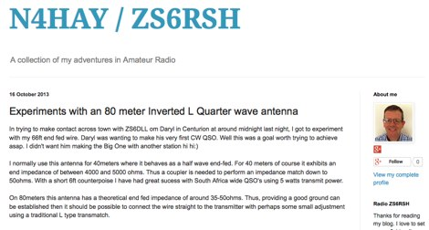DXZone 80 meter Inverted L