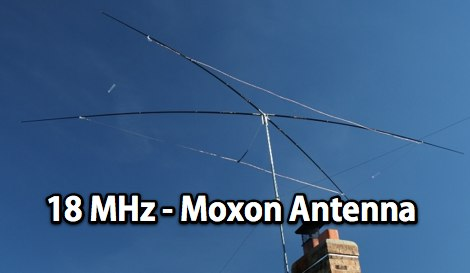 17 Meter Moxon Antenna pictures