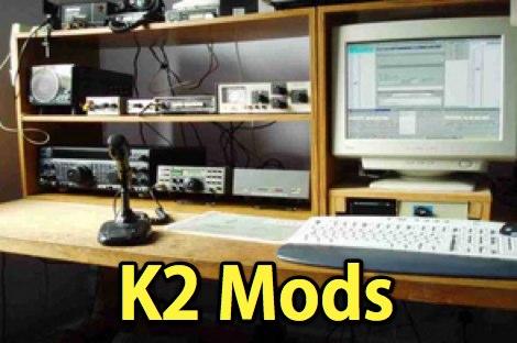 K2 Modifications