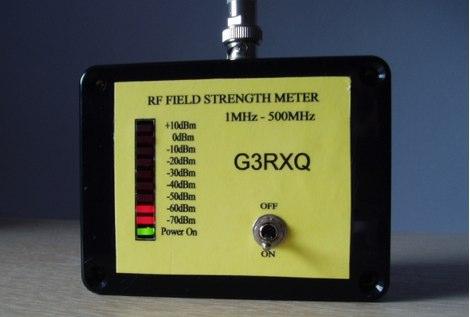 RF Field Strength Meter