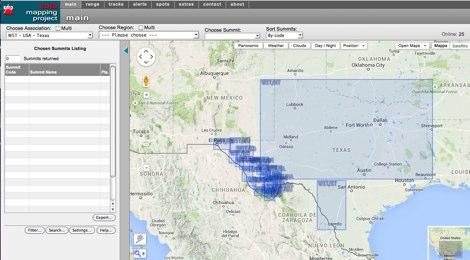 DXZone Sota Maps