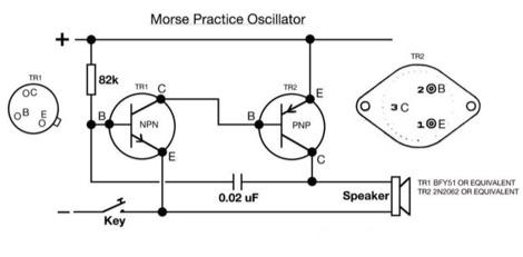DXZone Morse Practice Oscillator