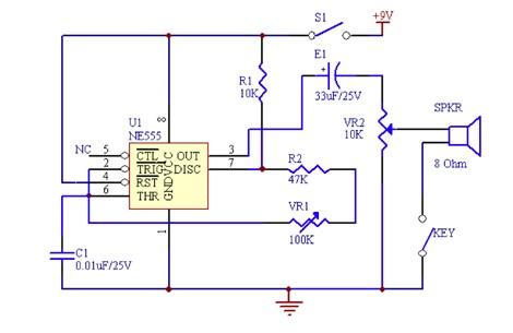 DXZone Code Practice Oscillator
