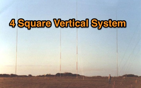 4 Square vertical system