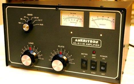 Ameritron Al Review on Ameritron Al 811h