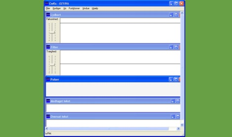 Morse Decoder CWRX