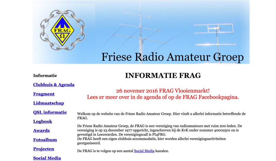 Friese Radio Amateur Groep