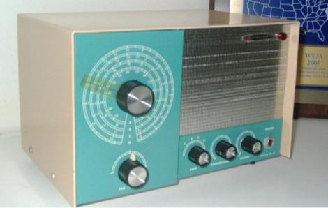 DXZone Heathkit GR-81