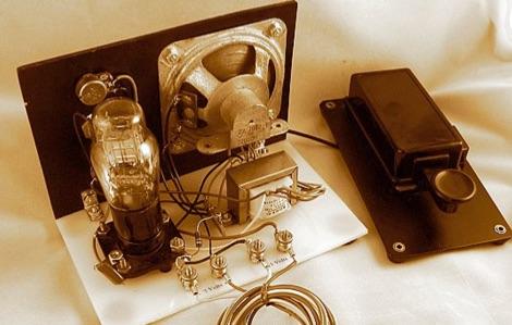 DXZone CW Practice Oscillator