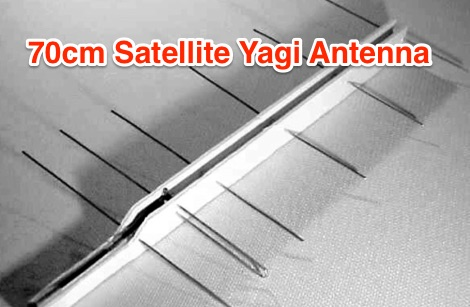 DXZone Cheap Yagi for 70 cm