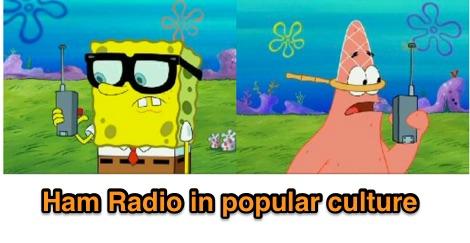 DXZone Ham Radio in popular culture