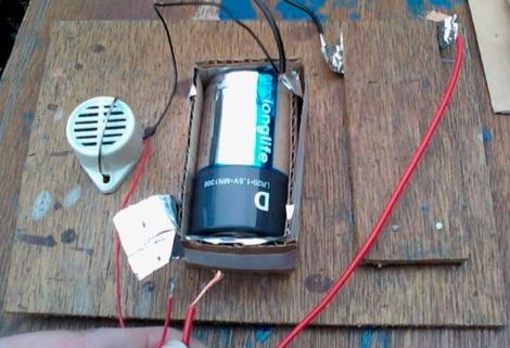 Morse Code Oscillator