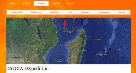 D67GIA Comoros