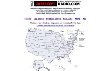 Intercept Radio