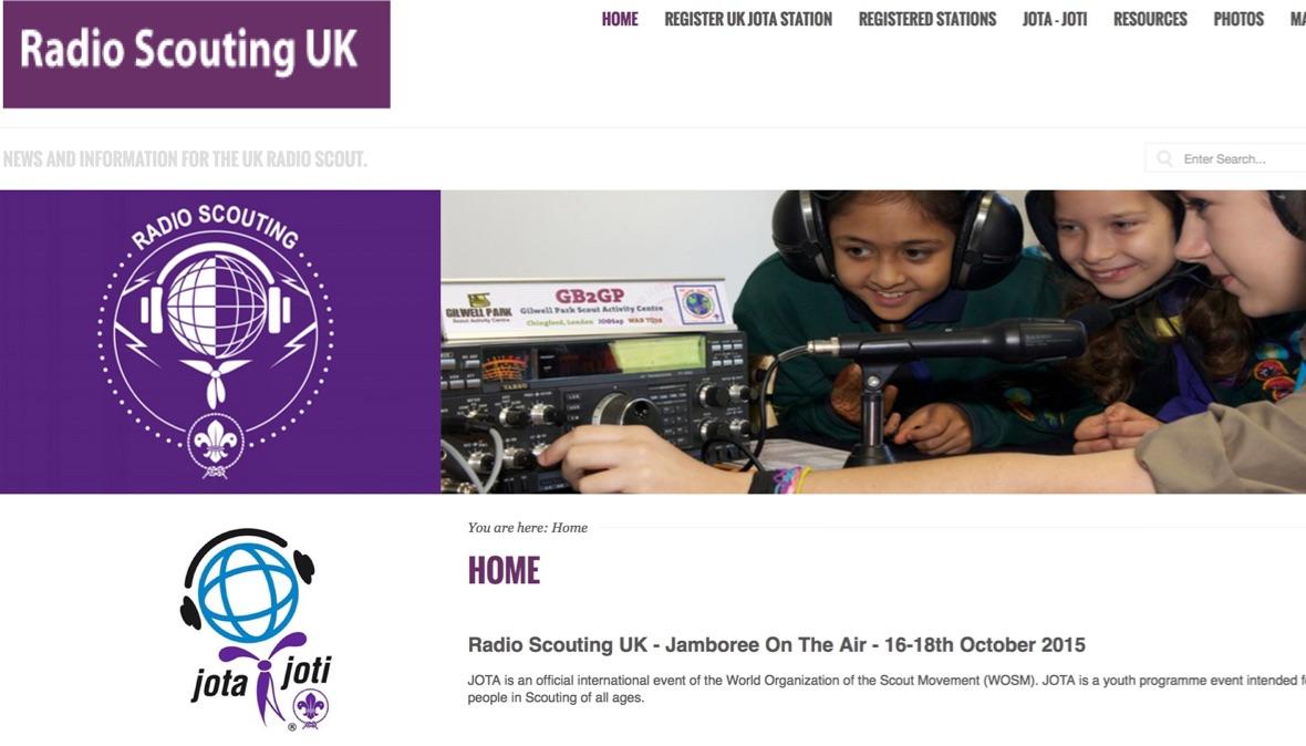Radio Scouting UK