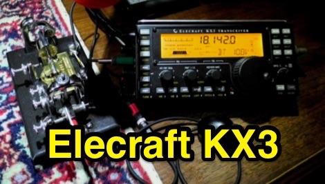 DXZone Elecraft KX3 the Magic Radio